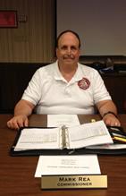 Commissioner Mark Rea